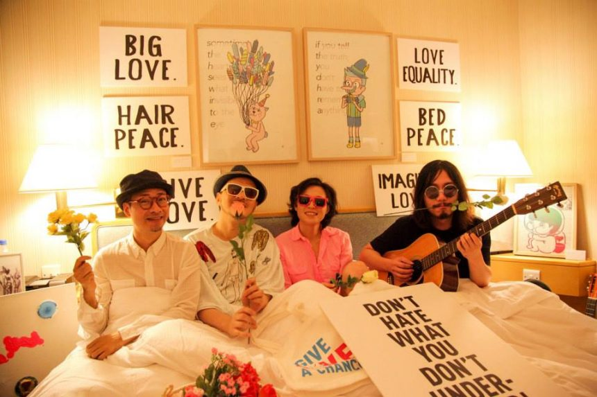 Give Love A Chance: BigLove X Gigi Chao @ Hong Kong Contemporary 2013